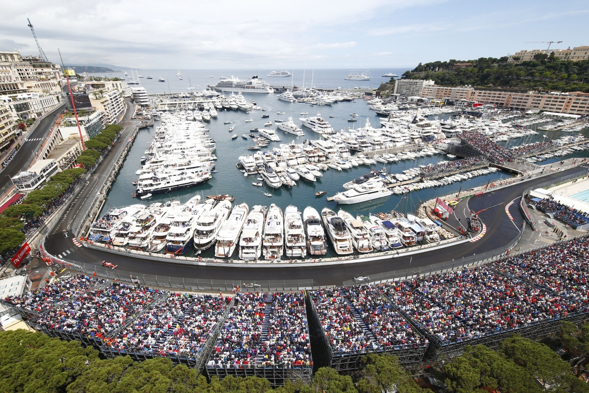 Monaco Grand Prix 2018, $500 million yacht and celebrities