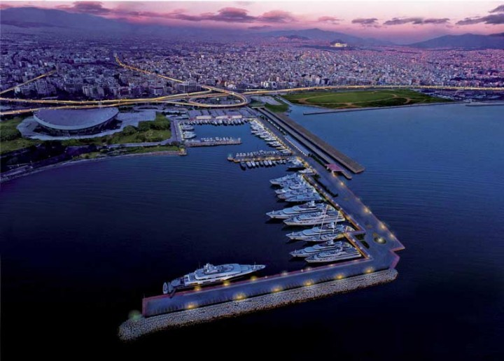 Pop-up Athens Yacht Show 2019 at Athens Marina – The Mega Yacht Mooring