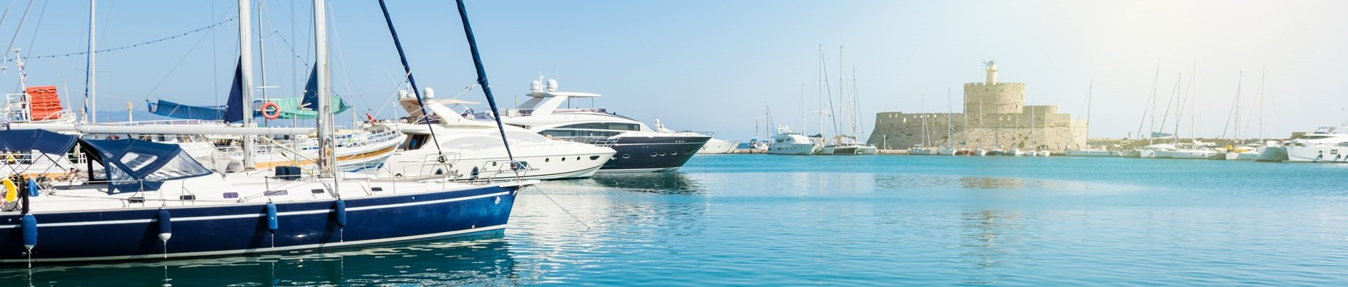 The first Aegean Yachting Festival in April on the island of Rhodes