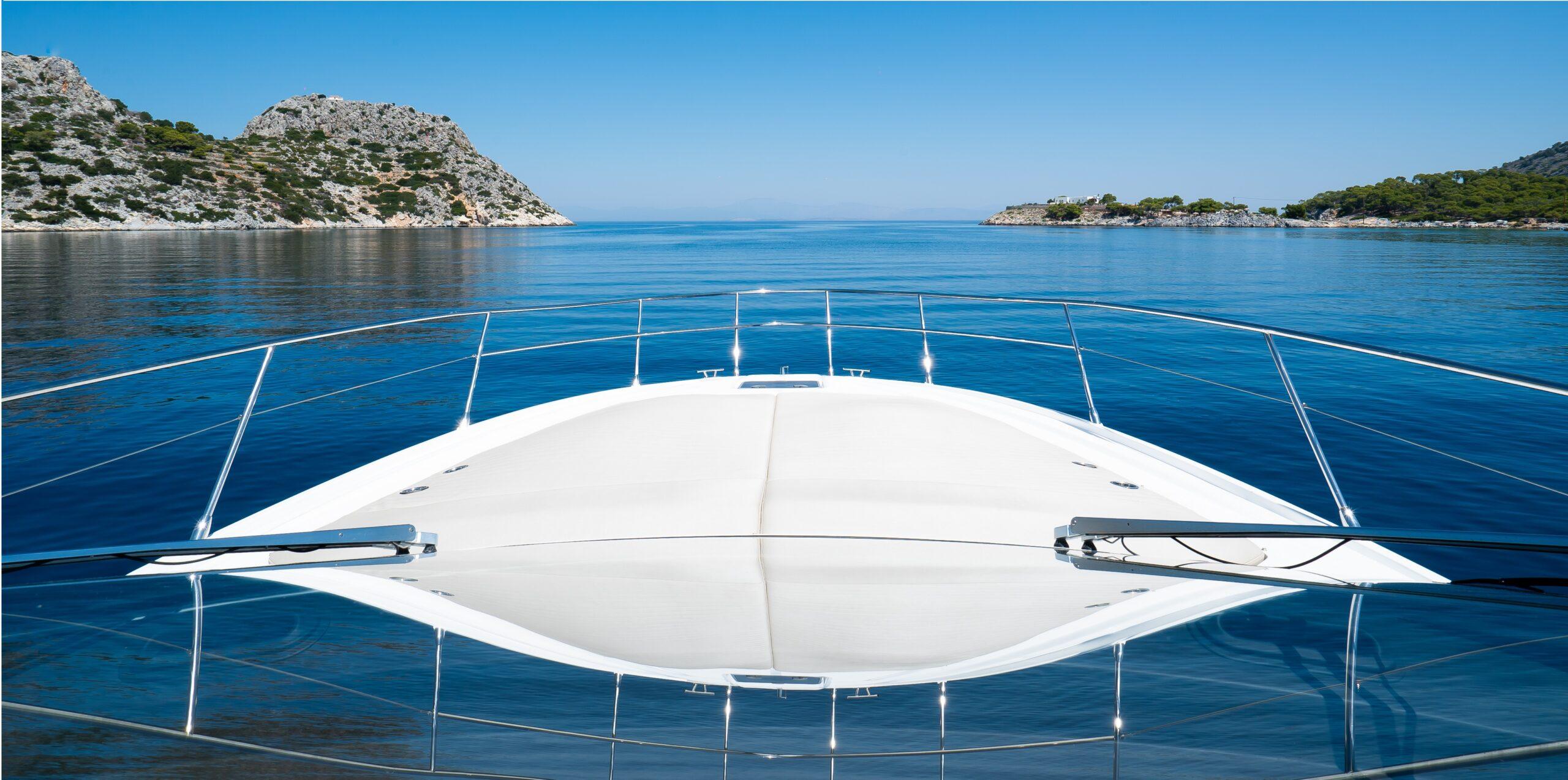 Azimut Atlantis 43: New CA announcement Bonita charter yacht for daily cruises